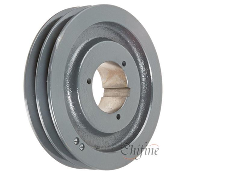 [Hot Item] V Belt Pulleys Wheel for Sale by Cast Iron