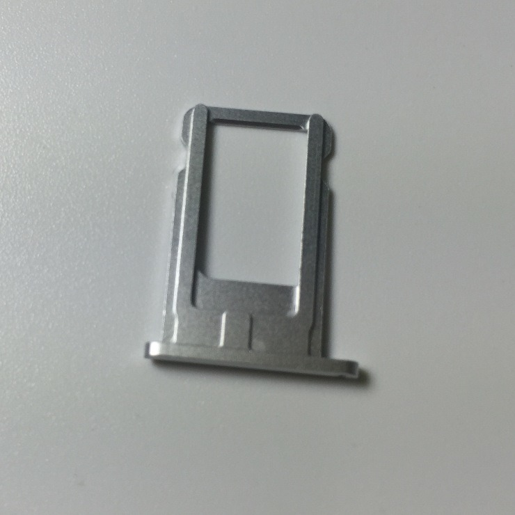 best service ad956 a70c9 [Hot Item] Original SIM Card Tray Replacement for iPhone 6 Plus 5.5
