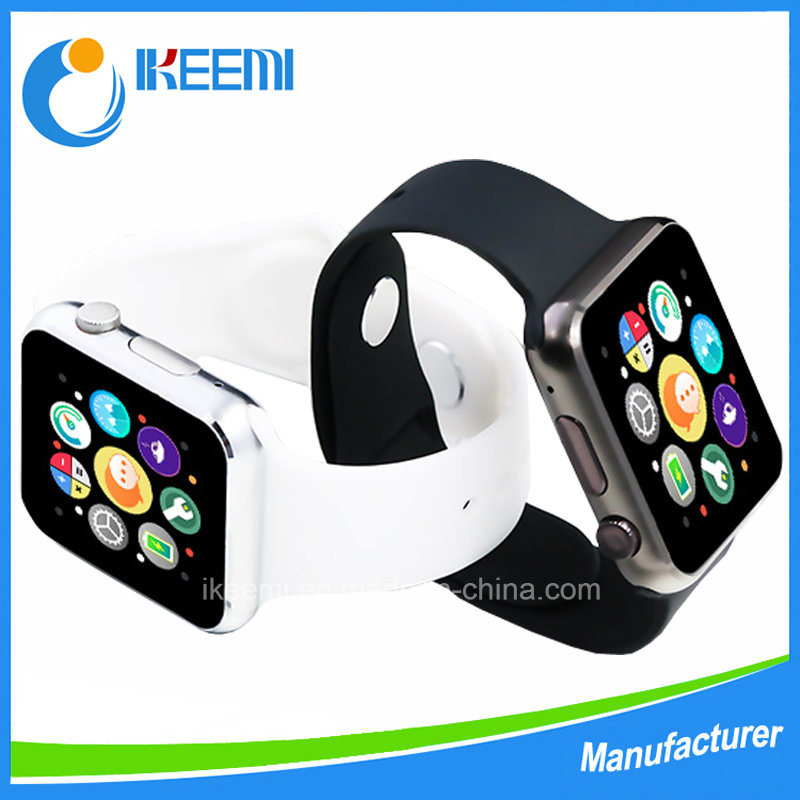 Gu08s Mtk 6260 SIM Card Android Smart Watch Mobile/Cell Phone pictures & photos