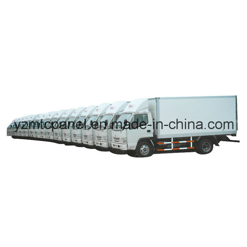 Corrision Resistant FRP Dry Freight Truck Box