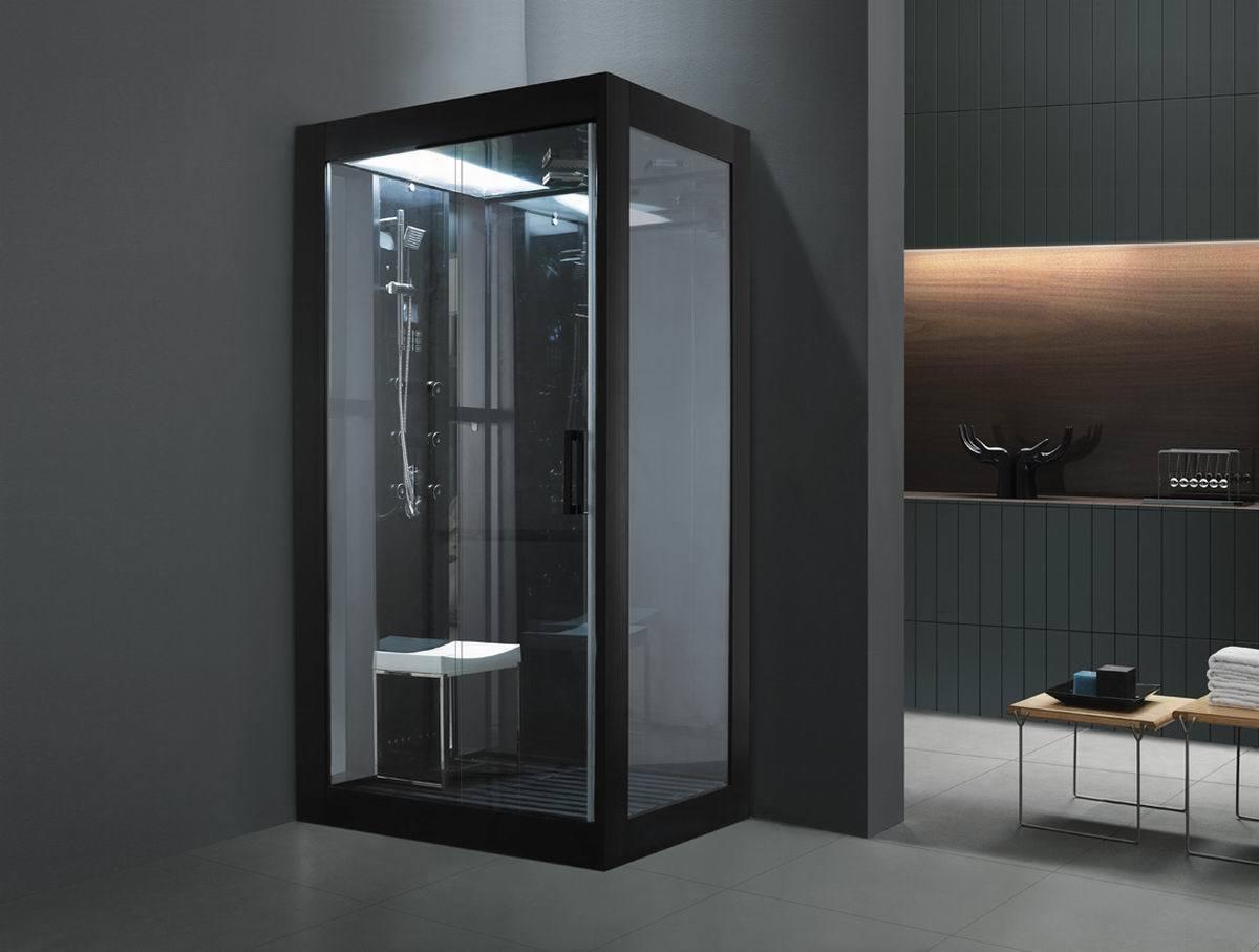 China Monalisa Enclosed Sliding 6mm Tempered Glass Fiberglass Shower ...