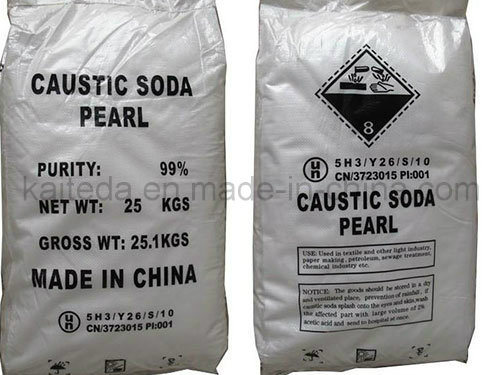 Industry Grade 99% Caustic Soda Flakes
