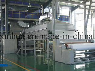 4200mm SSS Non Woven Fabric Making Production Line
