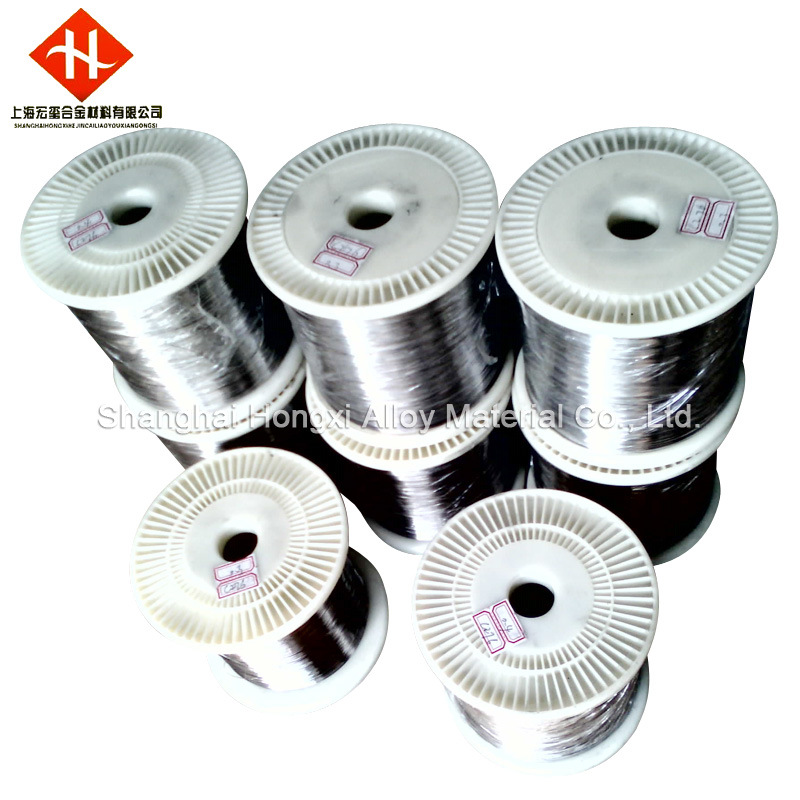 China Nichome Electric Resistance Alloy Wire (Cr20Ni80) - China ...