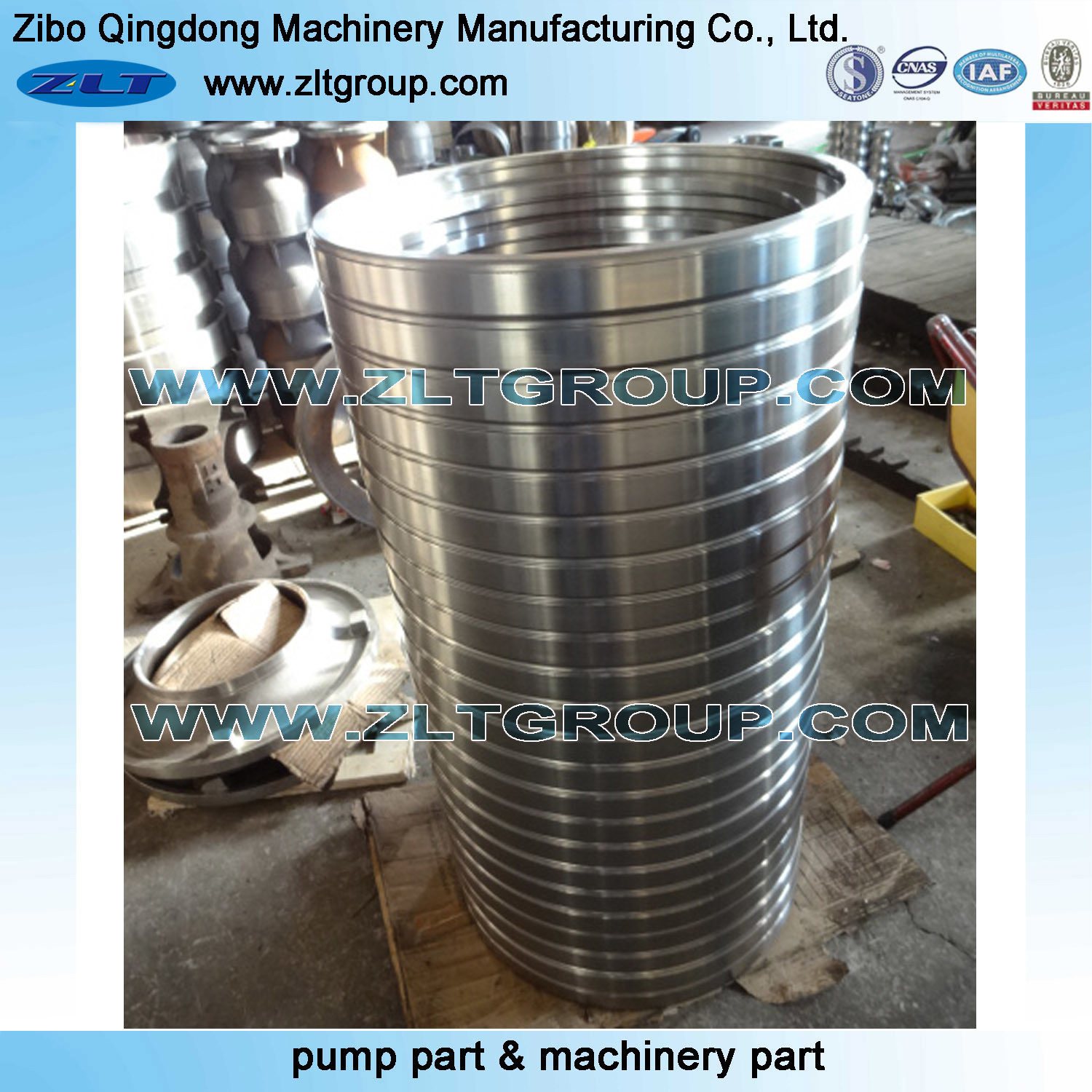 Finished Metal Machined/Machhinery Valve with ISO Quality