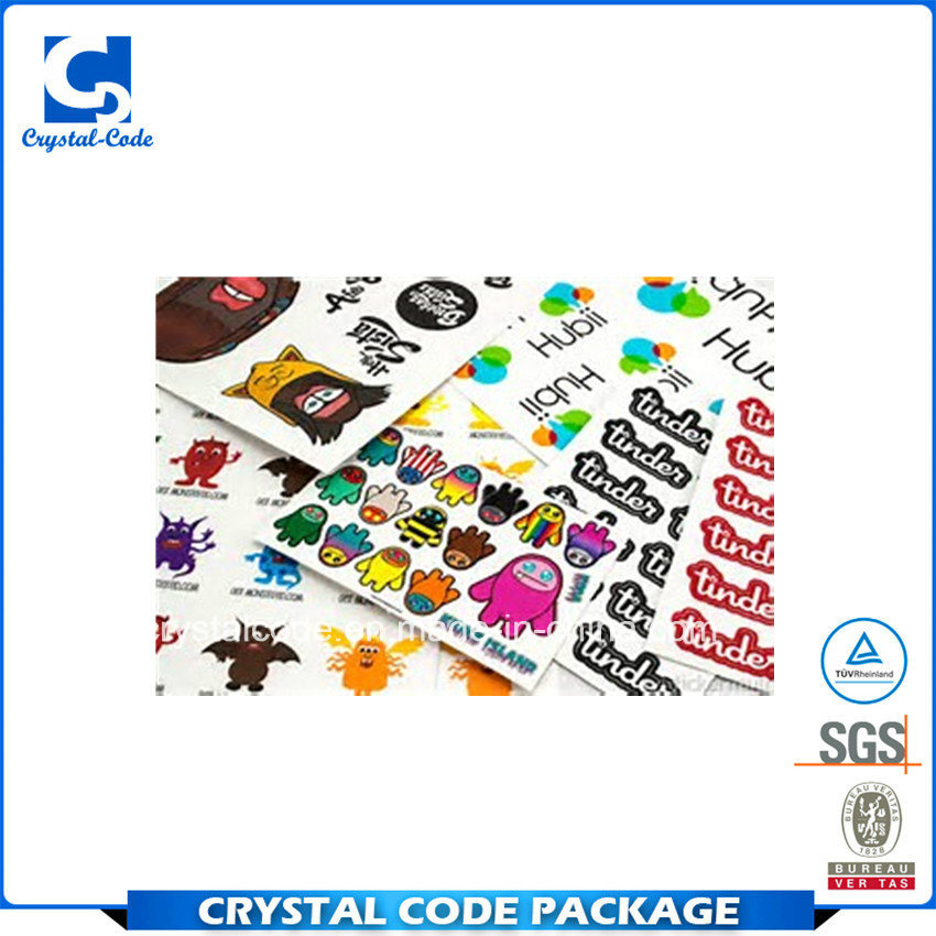 picture relating to Printable Vinyl Labels named [Very hot Merchandise] Model Style and design Printing Vinyl Stickers Labels