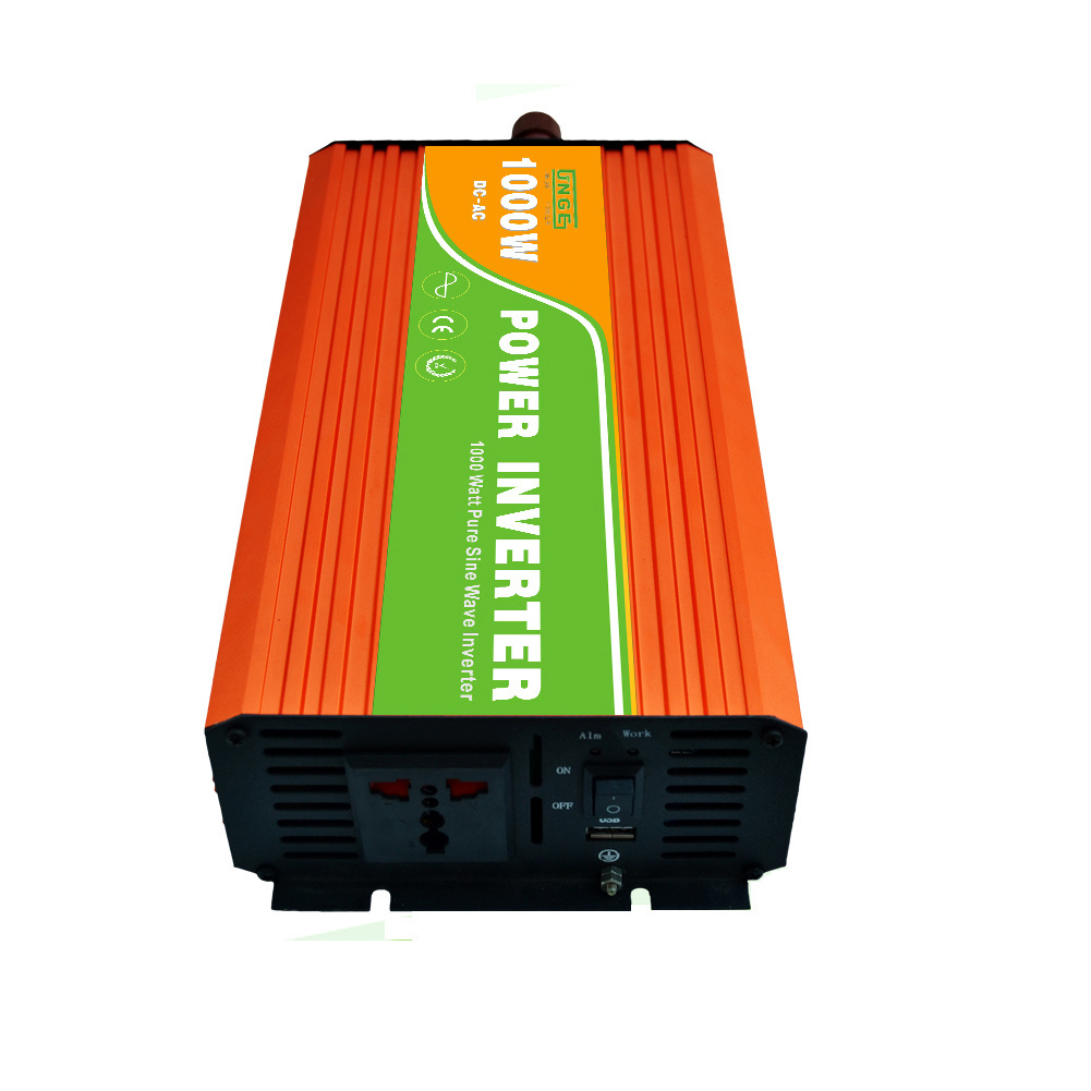 China On Sales Sunkax 1000w Dc To Ac Solar Power Inverter With 5v 1a Usb For Off Grid System Pure Sine Wave