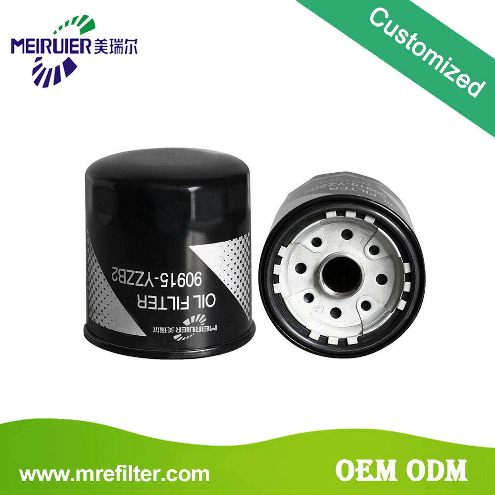 China Auto Spare Parts Oil Filters 90915-Yzzb2 Japanese Car Engine ...