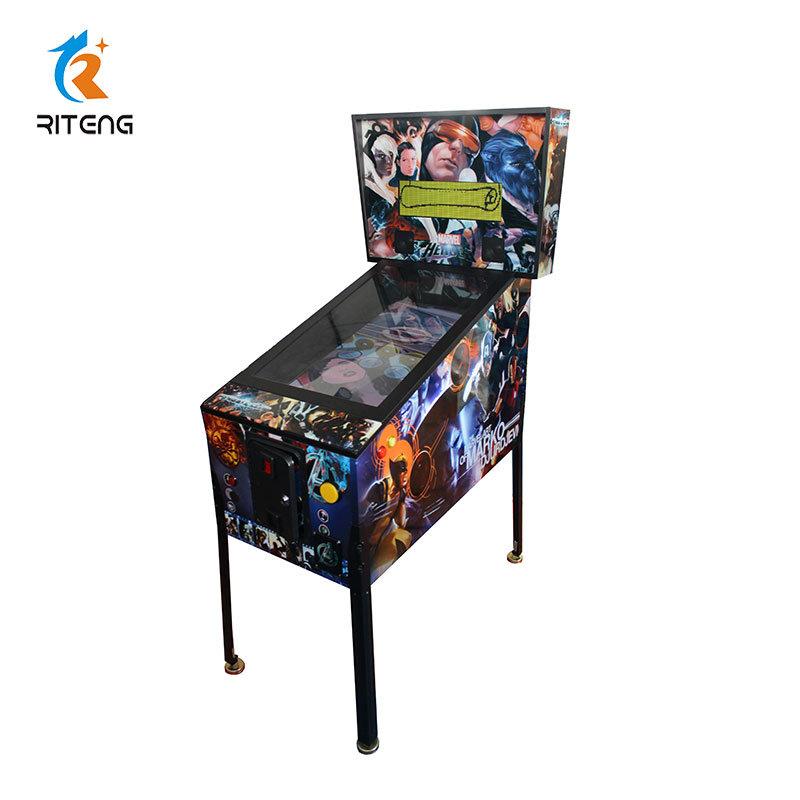 Star Wars Pinball Machine >> China 32 Inch Star Wars American Dad 3d Virtual Pinball Machine