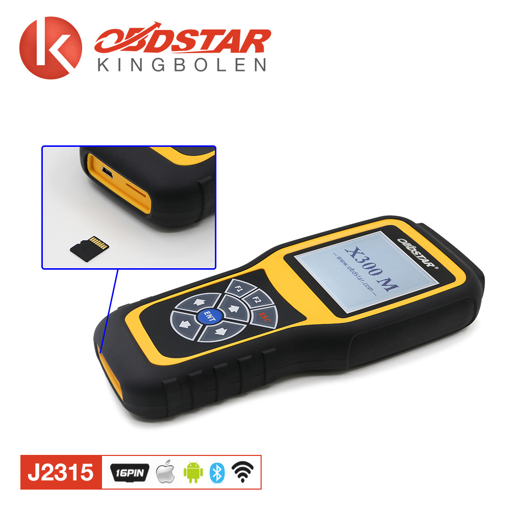 [Hot Item] 2019 Original Obdstar X300m Special for Odometer Adjustment and  Obdii Cable High Quality Obdstar X300 M in Stock