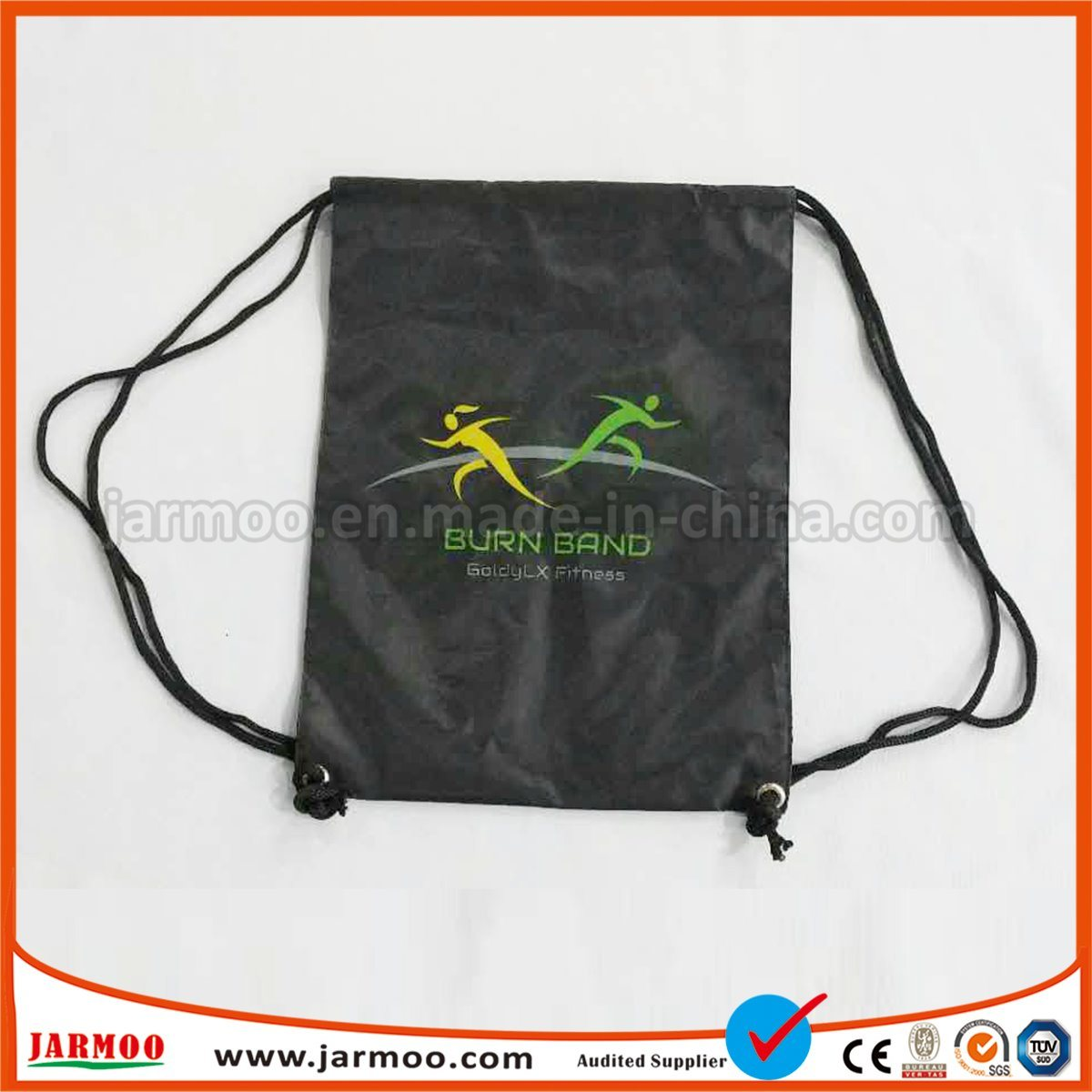 Top Sell Good Quality Clear Drawstring Backpack pictures & photos