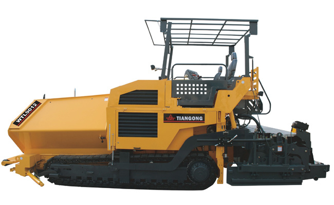 Dstg Brand Large Paving Machine Theoretical Productivity 700t/H pictures & photos