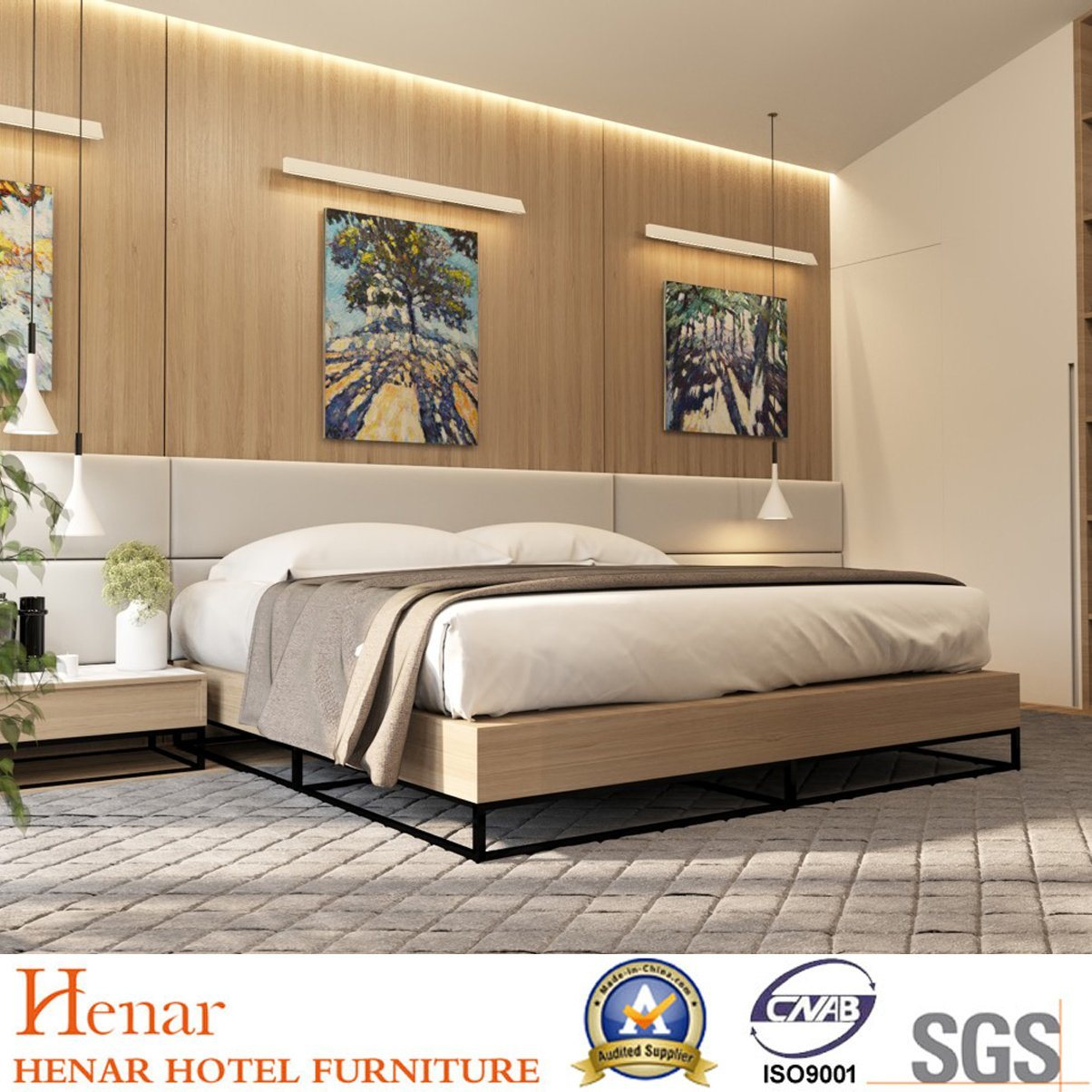 [Hot Item] Hotel Specialist Designers and Manufacturer of China Made Hotel  Bedroom Furniture
