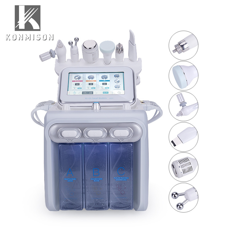 H2O2 Oxygen Therapy Facial Beauty Oxyhydrogen Facial Care pictures & photos