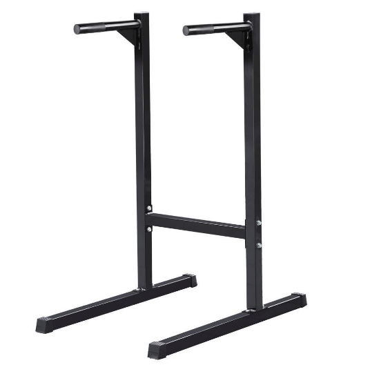 China home gym crossfit fitness equipment dip stand rack china