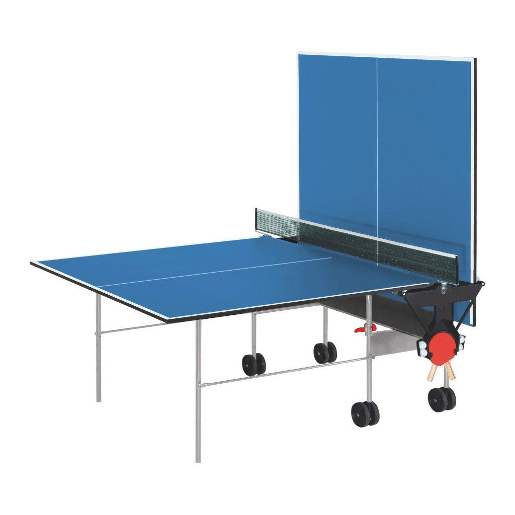 - China Double Folding Up Indoor Ping Pong Table - China Ping Pong