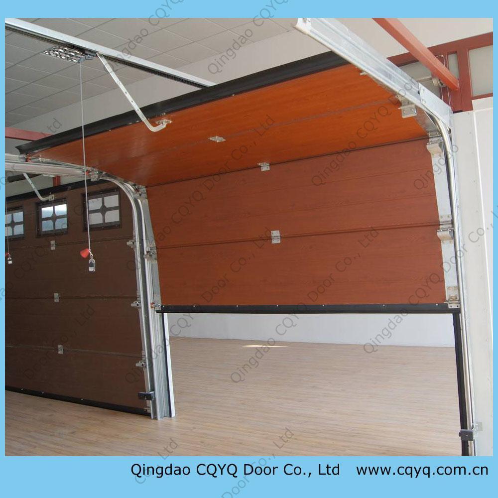 China Overhead Sectional Garage Door China Garage Doors