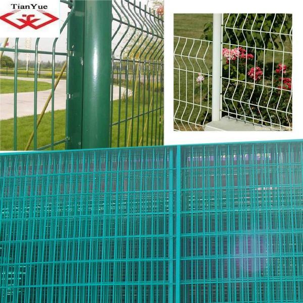 China PVC Wire Mesh Fence Panel - China Wire Mesh Fence, Residence ...