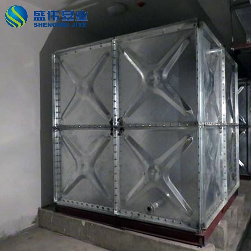 [Hot Item] Galvanized Steel Water Tanks Competitive Water Tank