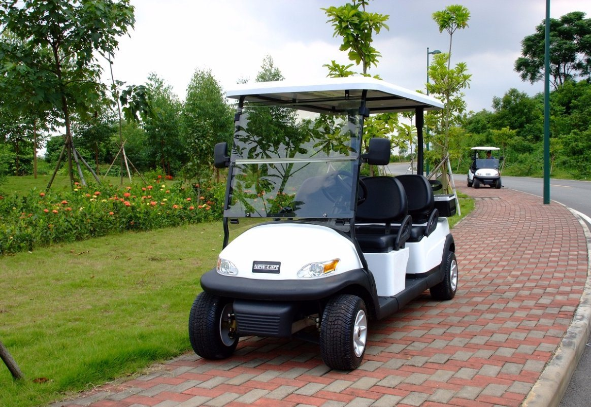 Electric Golf Car (4 seater) pictures & photos
