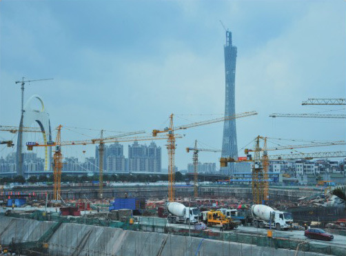 Qtz80 (TC6013B) Good Quality and Competitive Price Tower Crane