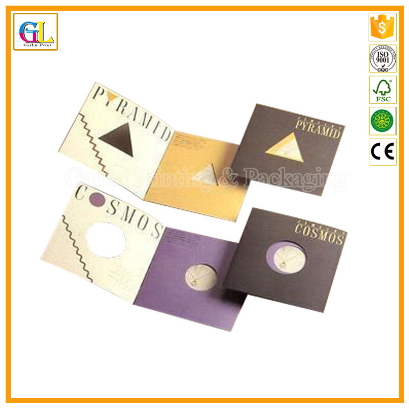 Hight Quality Customized Business Paper Card Printing or Greeting Card