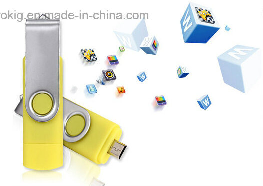 OEM Colorful OTG USB Flash Drive