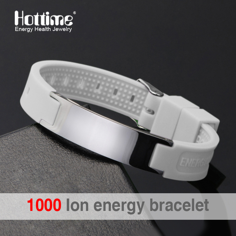 Fashion Energy Silicone Bracelet for Gift with Health Function (20001) pictures & photos