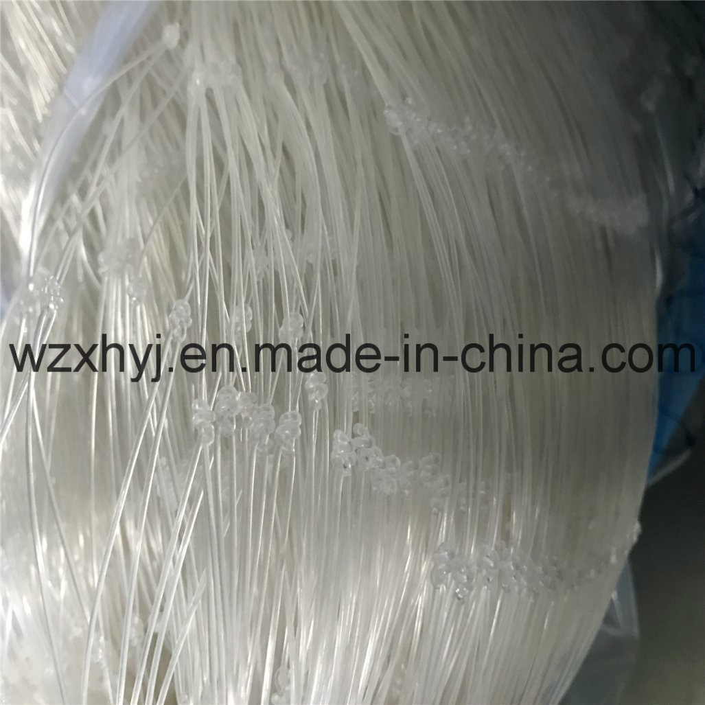 1.0mm X 70mmsq X 48MD X 100m Nylon Monofilament Fishing Net pictures & photos