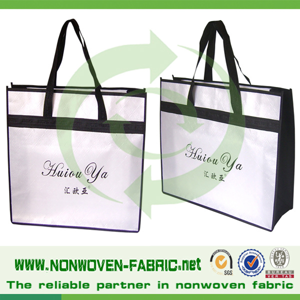 China Non Woven Fabric Shopping Bag pictures & photos
