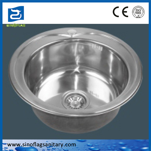 China Small Round Kitchen Sink Strainer Kitchen Stainless ...