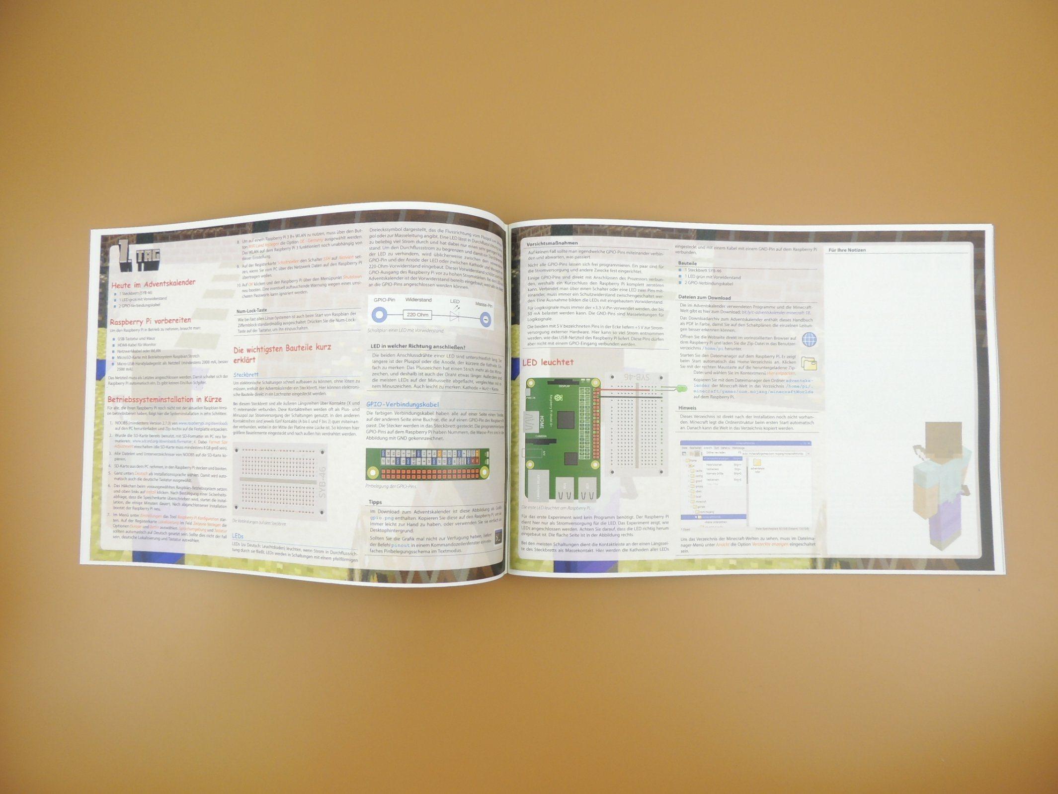 China Offset Printing Manual / Instruction Booklet Printing
