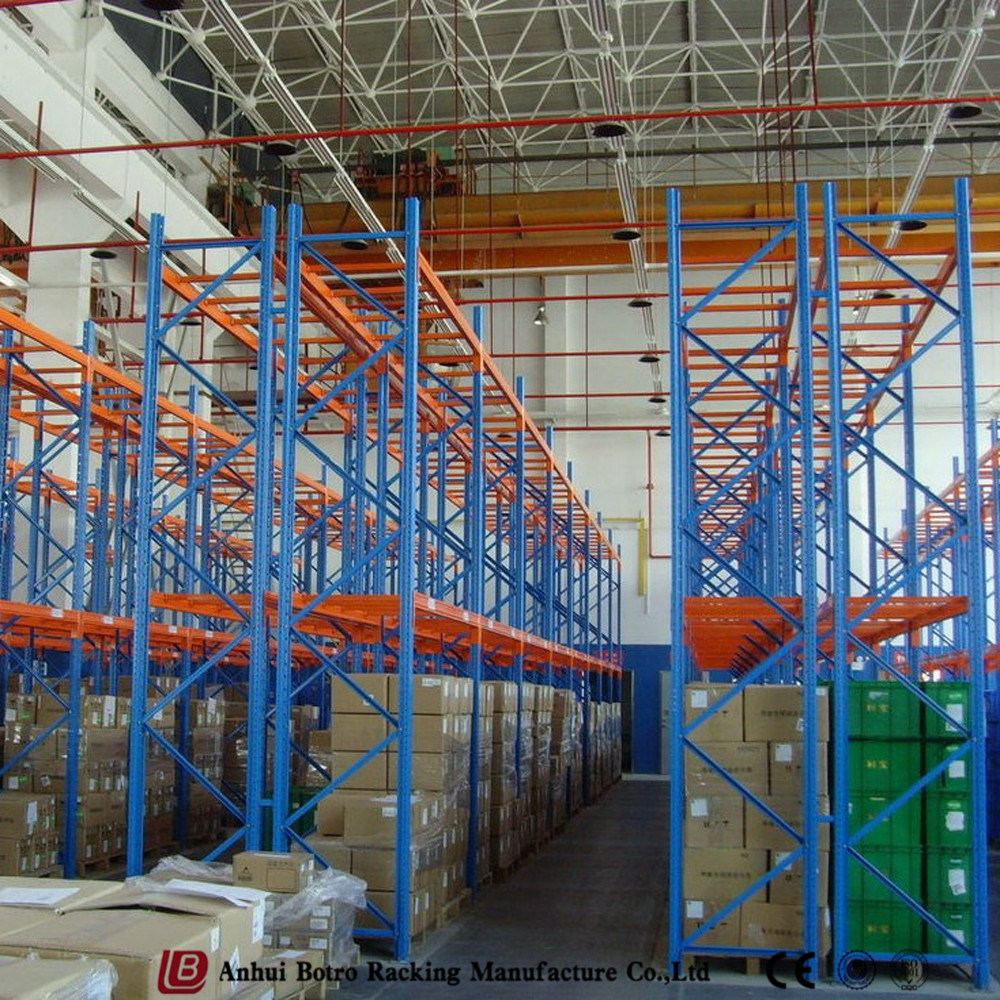 China Storage Equipment Wire Pallet Racking with Steel Protection ...
