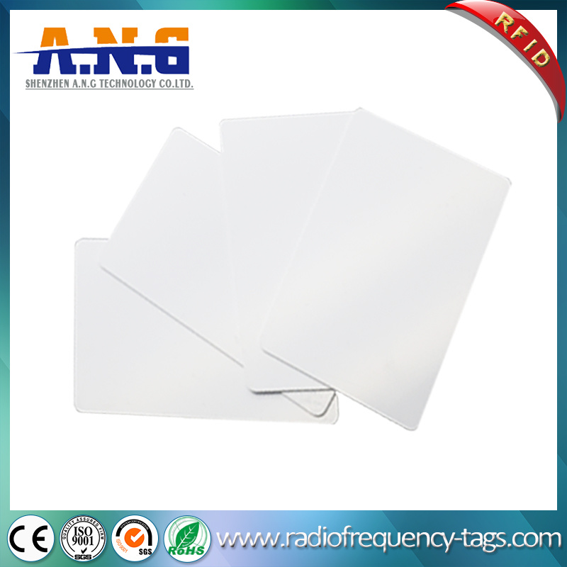 Blank Plastic Business Cards with Standard Sized for Epson L800/T50/T60