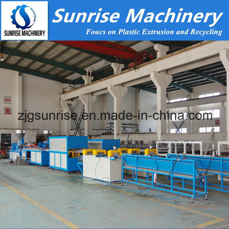 Plastic PVC Profile Corner Bead Extrusion Making Machine pictures & photos