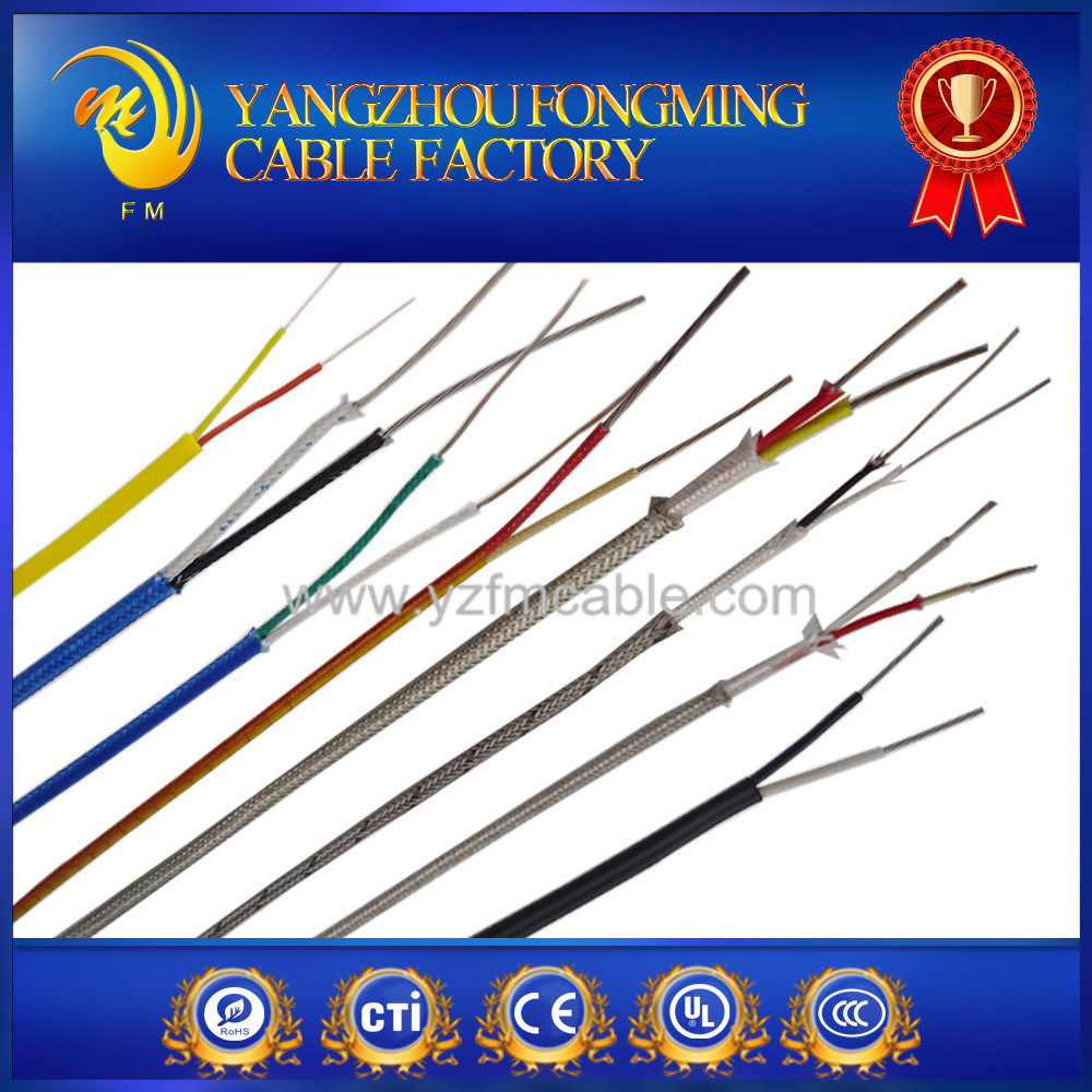 China K Type Extension Compensation Thermocouple Stainless Steel ...