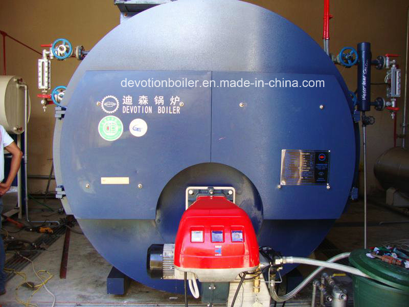 a3333e9e1a China Top Quality 3 Pass Fire Tube Steam Boiler Photos   Pictures ...