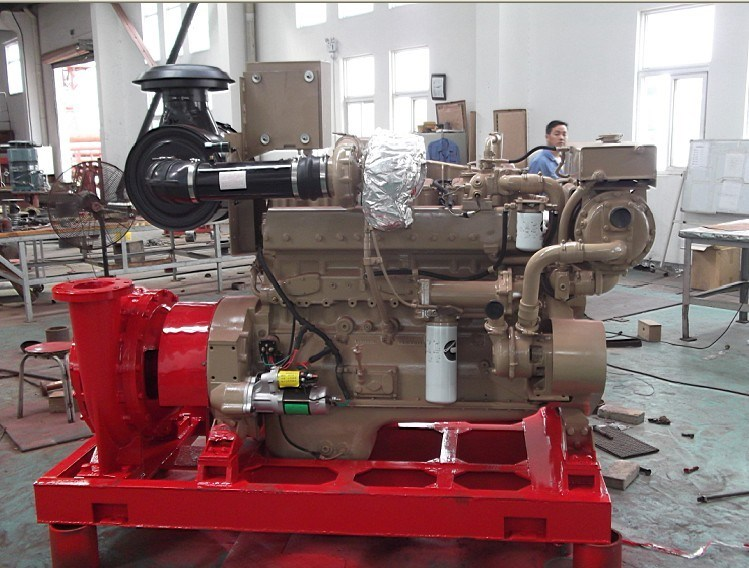 Horizontal Single Stage Side Inlet Top Outlet Centrifugal Pump