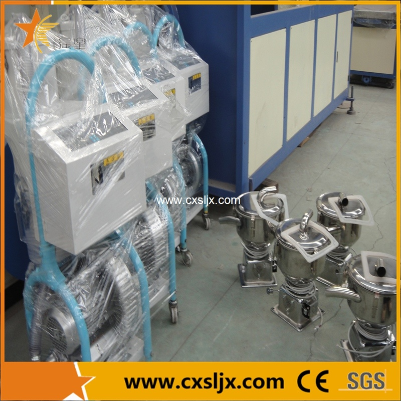 Ce Approved Automatic Plastic Vacuum Pellets Loader (ZJ)