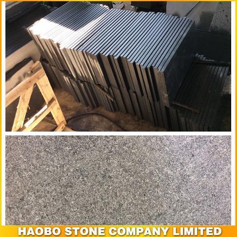 China G654 Granite Flamed Pavercheap Floor Tilescheap Patio Paver