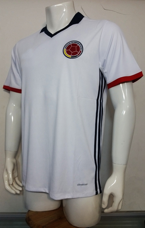 42957f150 China 2016/2017 Colombia Football Jersey Thailand Quality - China Soccer  Jersey, Colombia T-Shirt