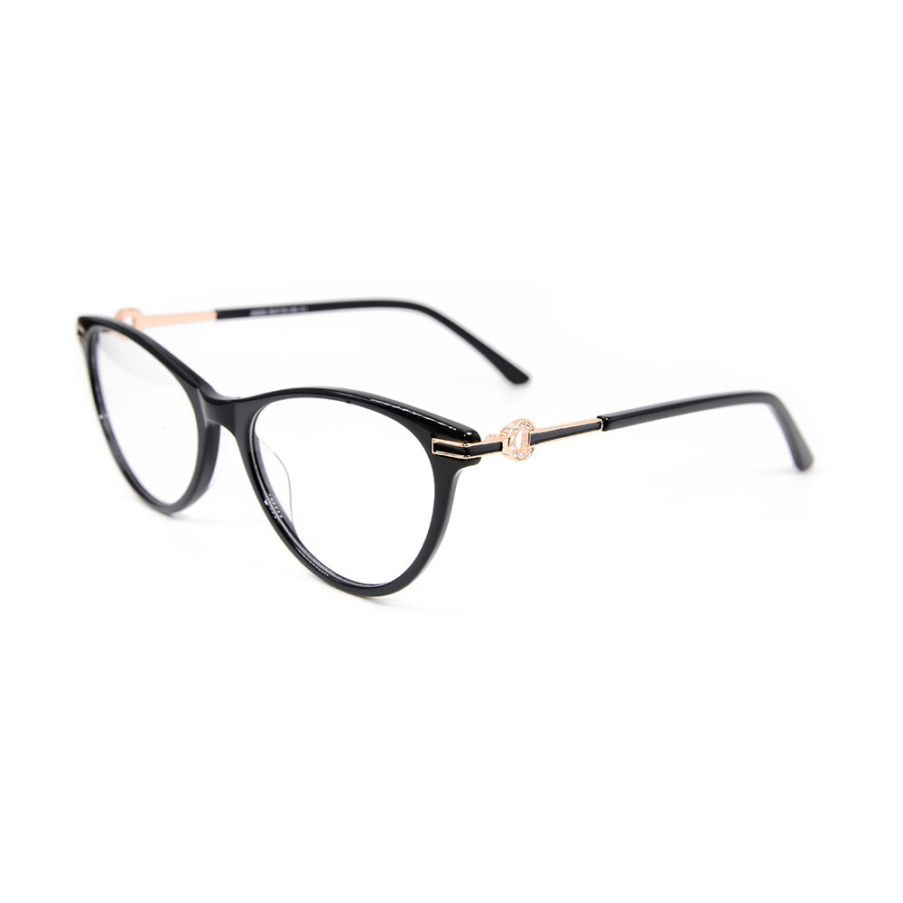 0b5f574c03d China 2019 Wholesale Custom Top Sale Modern Style Acetate Optical  Eyeglasses Frames for Women - China Glasses for Women