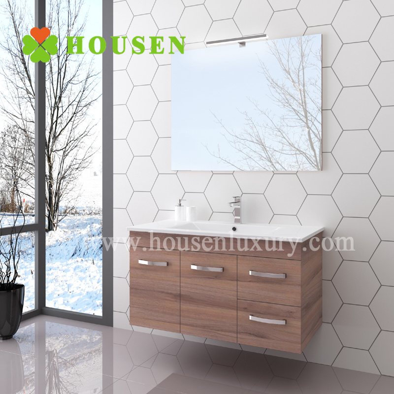 Bathroom Vanities With Metal Handle