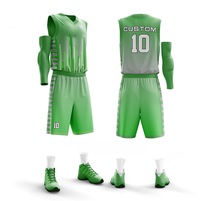 7f6d3f6a61f China The Latest Basketball Jerseys Colorful Ball Suits Suitable for Summer  Suits - China Basketball Jerseys, Custom Basketball Jerseys