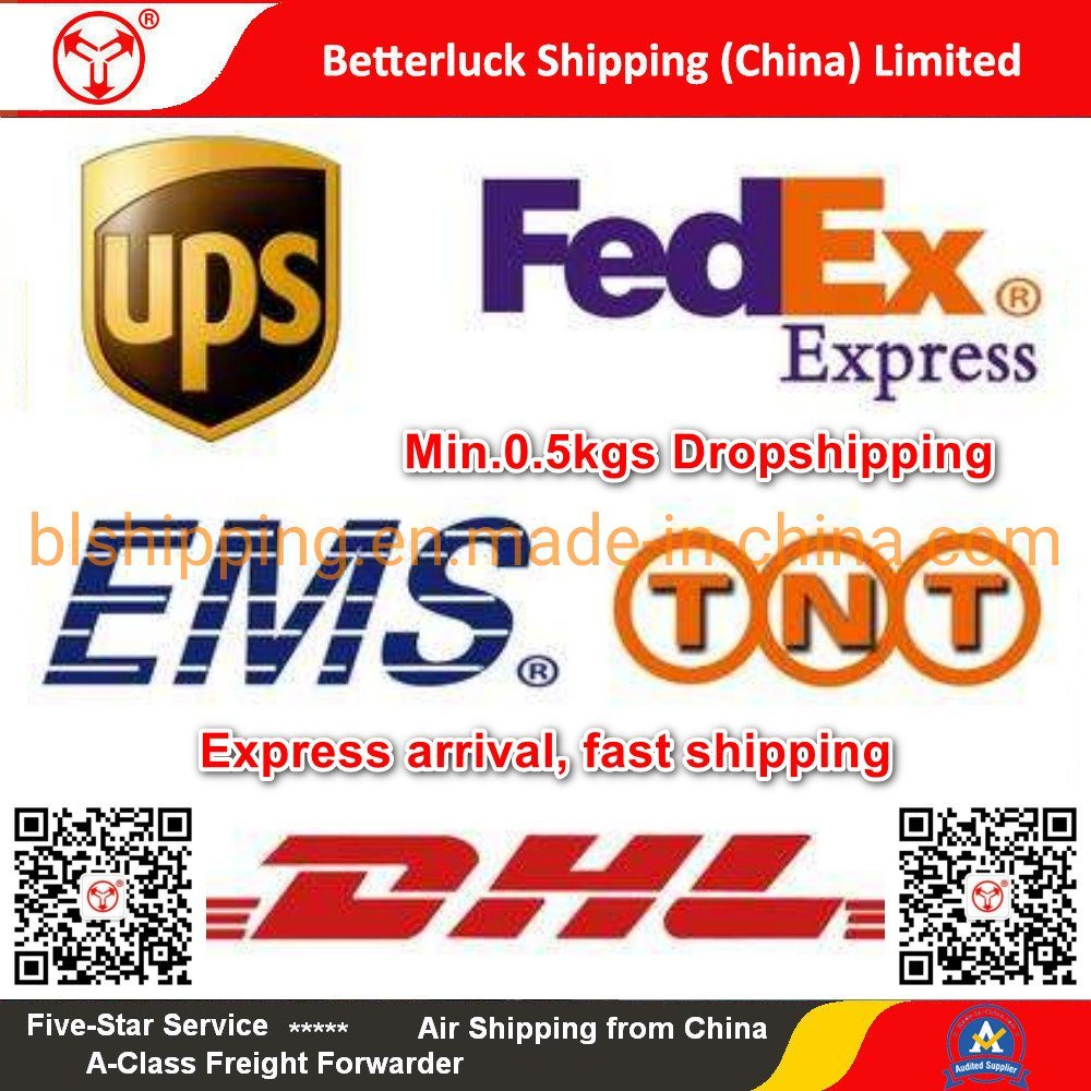 UPS/EMS/DHL/TNT/FedEx agent Dropshipping service from Guangzhou/China to Europe/Norway pictures & photos