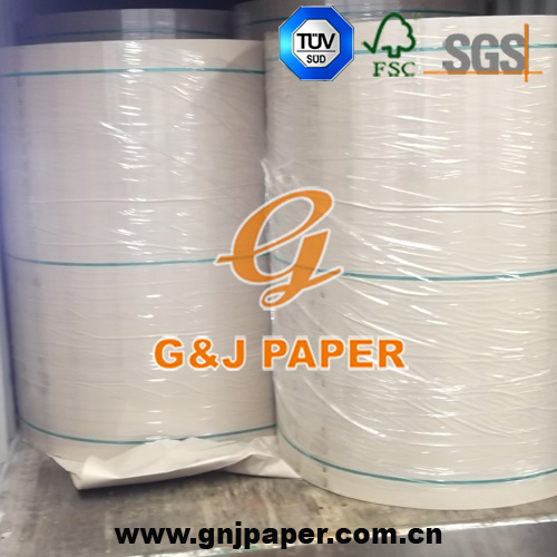 889*1194mm Size Recycled Pulp White Test Liner with Good Price pictures & photos