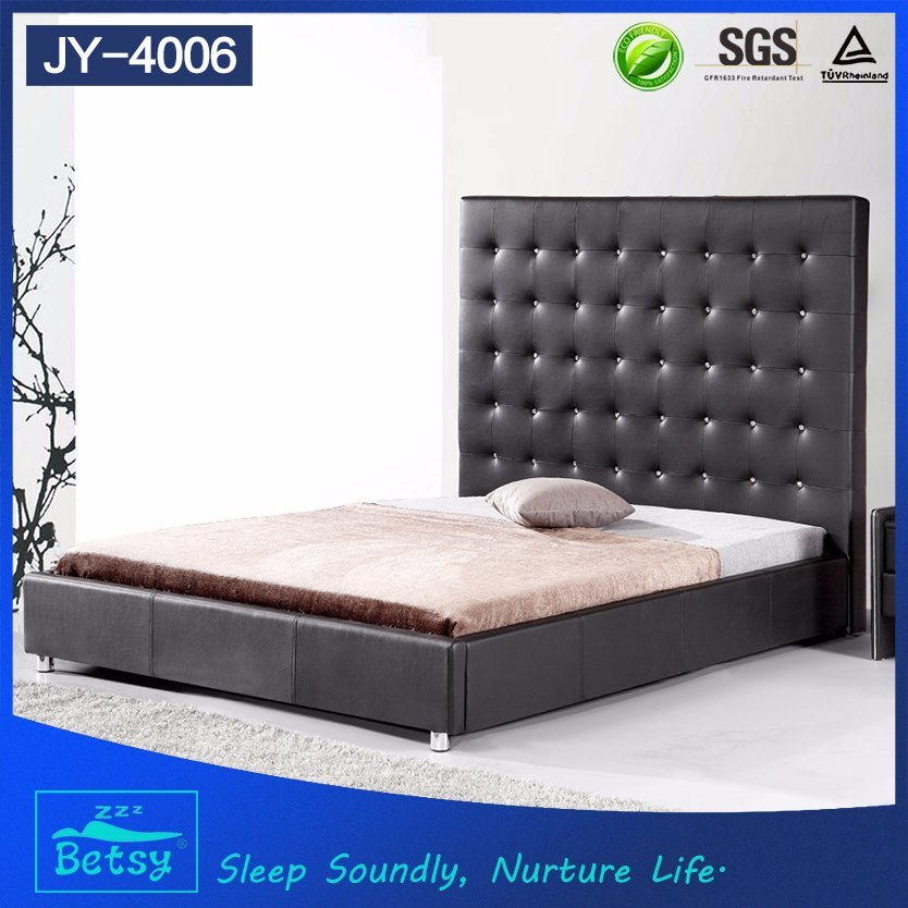 Hot Item New Fashion Indian Double Bed Designs Durable And Comfortable