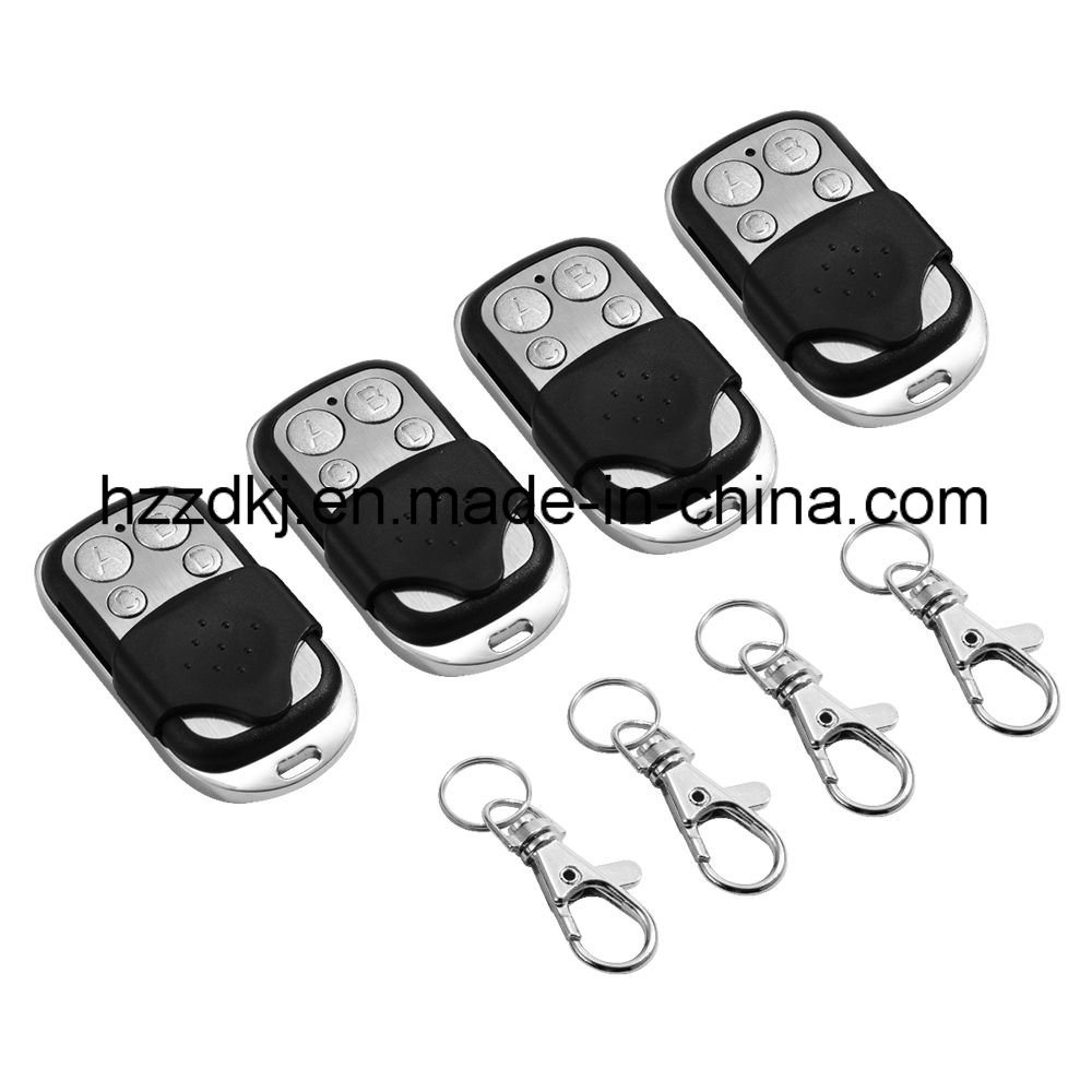 China Universal Cloning Remote Control Key Fob With 10f684 12f629 433mhz Working Frequencyremote Start Motorcycle Alarmled Type Rf Controller