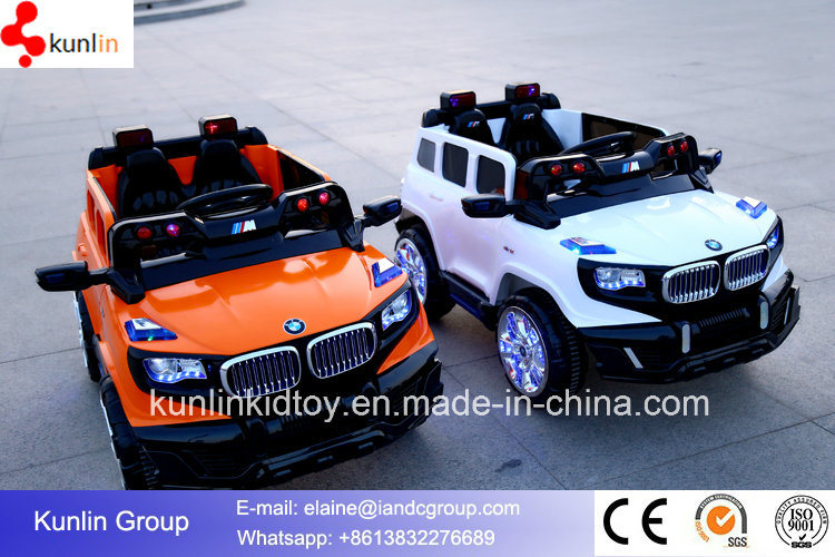 China Rechargeable Children Toys Car Battery Power Wheels Kids Car