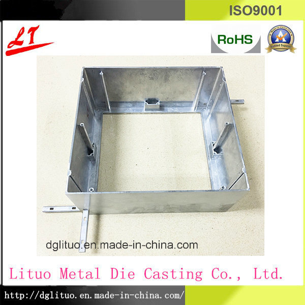 Made in China Aluminium Die Casting for Automobile Parts pictures & photos